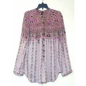 Plenty by Tracy Reece Blouse
